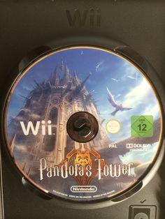pandoras tower wii