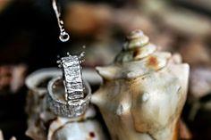 silver wedding rings | Hochzeitsblog marryMAG| Der…
