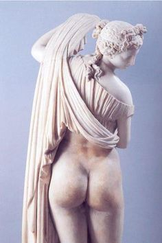 "Callipyge ""Venus of the Beautiful Buttocks"": or century BC Greek Godesses, Beautiful Buttocks, She Walks In Beauty, Greek Culture, Goddess Of Love, Chef D Oeuvre, Classical Art, Classical Mythology, Gods And Goddesses"