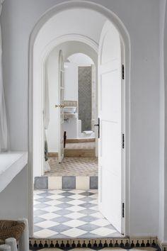Off white interiors