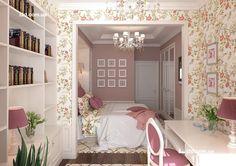 Дизайн детской комнаты английский стиль Киев