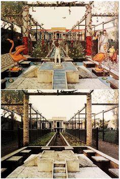 Capítulo 9 - Domus, Insula, Villas y Palacios Ancient Pompeii, Pompeii And Herculaneum, Ancient Ruins, In Ancient Times, Ancient Egypt, Rome History, Ancient History, Ancient Roman Houses, Roman Garden