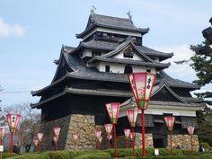 Matsue Castle #japan #shimane
