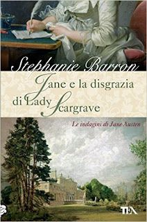 """La libreria di Luce: Recensione del libro """"Jane e la disgrazia di Lady ..."""