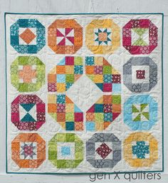 Gen X Quilters - Quilt Inspiration   Quilting Tutorials & Patterns   Connect: Pie Making Day Fabric + GiveAway