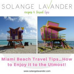 Miami Beach is a fantastic holiday destination! The white sandy beached, the swimming friendly sea, and the warm weather throughout the year are just a portion of what it has to offer.