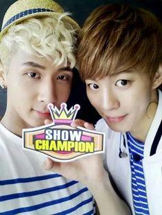 Ravi and hongbin!!!!