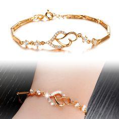 Beautiful Gold Color Bracelet New fashion new bracelet