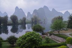 Yangshuo Mountain Retreat.