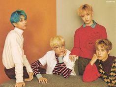 NCT DREAM Jisung Jeno Chenle Renjun #SMTOWN 2017