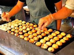 Takoyaki Talking Snack in Tokyo: Top 10 Must Have Treats in Japan's Capital City