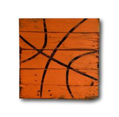 Basketball Wall Art / Sports Decor / Rustic by PalletsandPaint