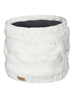 roxy, Winter Biotherm Neck Warmer, Bright White (wbb0)