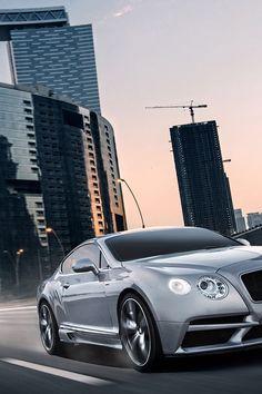 The Bentley Continental GT Speed - Super Car Center Lamborghini, Ferrari, Audi, Porsche, Sexy Cars, Hot Cars, Aston Martin, Bentley Continental Gt Speed, Bentley Gt