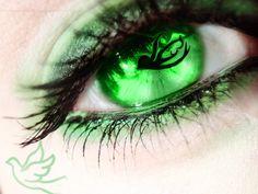images of eyeball art | peace eye art