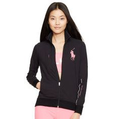 Pink Pony Track Jacket! 25% of the purchase price goes back to charity! Plus, you can earn 9% cash back on your purchase: http://www.topcashback.com/ralph-lauren/