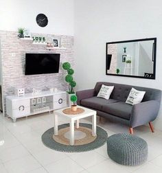 Neutral Living Room Decor: Chic Ideas with Modern Vibe Interior Design Living Room Small, Cheap Living Room Furniture, Living Room Design Small Spaces, Grey Living Room Sets, Rustic Living Room, Small Living Room Decor, Home Room Design, Living Room Decor Neutral, Minimalist Living Room Design