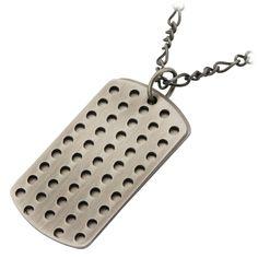 pendentif en acier inoxydable de la marque inox jewelry - bijoux inox. bijouterie en ligne | bijouterie Altxorra