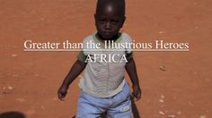 """Dedicated to the children of Africa whose luminous spirit perseveres. """"Life, misfortunes, isolation, abandonment, poverty, are battlefields which have their heroes; obscure heroes, sometimes greater than the illustrious heroes."""" Victor Hugo"""