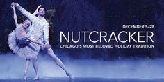 joffrey ballet the nutcracker chicago a family tradition continues Holiday Traditions, Family Traditions, Joffrey Ballet, Lyric Opera, Ballet Posters, Chicago Sun Times, Ballet Companies, Dance Company, Winter Holidays