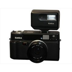Konica Hexar AF ❤ liked on Polyvore featuring camera and fillers