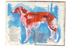 2015 sketchbook - Julianna Brion Portfolio