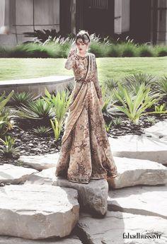 Fahad Hussayn Pakistani couture