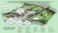 Brooklands map.