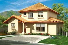 Mi Casa Algún Día En Mexico  Indian House Plans, Mexico House, Indian Homes, House Colors, My Dream Home, Tiny House, Beautiful Homes, Building A House, Pergola