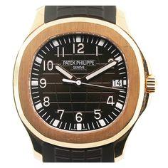 PATEK PHILIPPE Aquanaut Ref. 5167R-001 Rose Automatic Watch