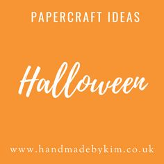 3d Projects, Halloween Themes, Stampin Up, Paper Crafts, Neon Signs, Cards, Tissue Paper Crafts, Paper Craft Work, Stamping Up