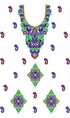 ArtEast Style Women Clothing Embroidery Design