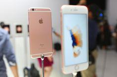 iiPhone 6s Plus Rose Gold.