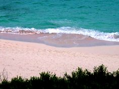 Yes, our sand is really pink, due to the number of coral reefs surrounding the island.
