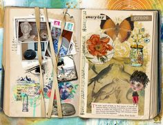 https://flic.kr/p/NVPYP2 | [GRATITUDE] EVERYDAY GRACE | This was a difficult challenge for me today, to change my focus from despair to gratitude. But it helped.   For 30 Days of Gratitude, an art journaling challenge at The Lilypad. Elements from Nanci Rowe Janitz, onelittlebird, Dawn Inskip, Valorie Wibbens, Tangie Baxter, Etc. by Danyale, Little Butterfly Wings, Jen Maddocks, Viva, Sissy Sparrows, Rebecca McMeen, Sugarplum, and Scrapgirls. The photos are mine. #artjournal…