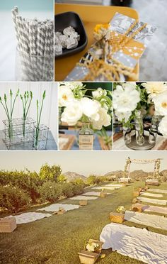 """adorable """"up"""" themed wedding (photos by joy of wildflower photography)."""