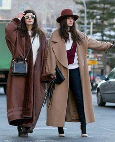 Стил урок на седмицата: Палтото. Трансформирано