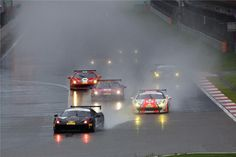 2015 Ferrari Challenge Asia Pacific Fifth Station Shanghai ended
