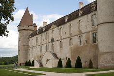 Château de Bazoches - Bourgogne
