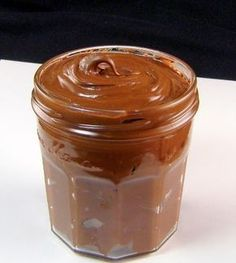 Homemade Nutella - thermomix I have to try this. We go thru so much Nutella! Think Food, Love Food, Delicious Desserts, Dessert Recipes, Yummy Food, Dessert Healthy, Salsa Dulce, Kolaci I Torte, Hazelnut Spread