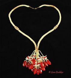 Love Strikes! Necklace