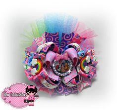 My Little Pony Bow OTT bow