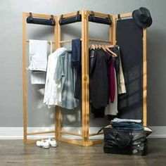 ширма-шкаф для спальни