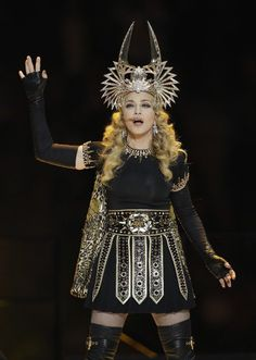Madonna Illuminati Princess