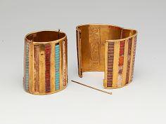 The Metropolitan Museum of Art - Hinged Cuff Bracelet