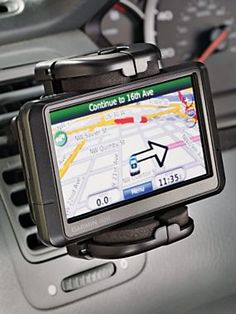Grip-It Universal Holder - GPS Mount - Car Mount for Cell Phone or Navigation | Solutions