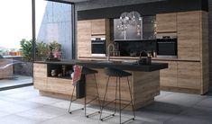LINEA RODA - o bucătărie super elegantă. Această bucătărie extrem de funcțională se poate integra cu ușurință în orice interior, chiar foarte modern. Orice, Bar, Interior Design Kitchen, Console, Design Inspiration, Modern, Table, Furniture, Home Decor