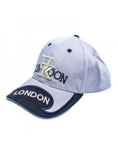 New York Style London Baseball Cap