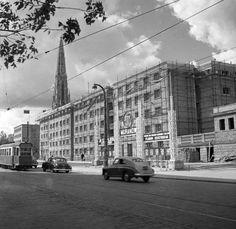 Galeria: Warszawa lat 50. [NIESAMOWITE ZDJĘCIA] (8/16) - Warszawa - WawaLove