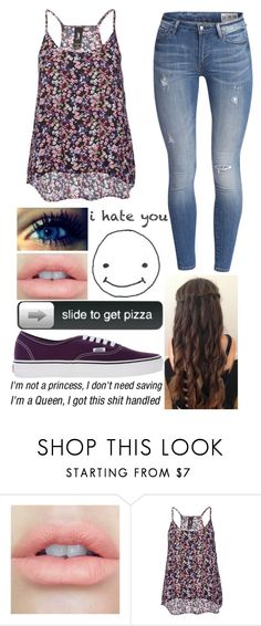 """""""1000 Followers"""" by taytay9502 ❤ liked on Polyvore featuring Vans"""